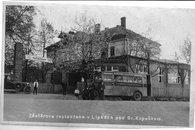 obr. původní restaurace Samotišky 1930