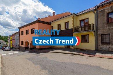 Prodej, Ubytování, 620 m² - Potštát, Ev.č.: 01211