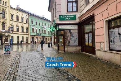 Pronájem, Obchodní prostory, 80m² - Šumperk., Ev.č.: 01218