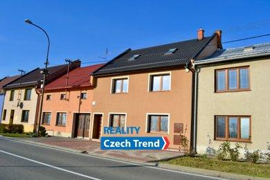 Prodej, Rodinný dům, 7+kk, g.stání, zahrada, Ev.č.: 01225
