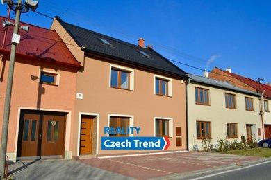 Prodej, Dům k podnikání, Sídlo firmy, Kanceláře, 260m², Ev.č.: 01226