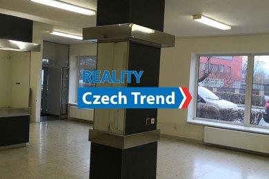 Pronájem obchodních, kancelářských prostor 85 m2, Olomouc-Chvalkovice, Ev.č.: 01232
