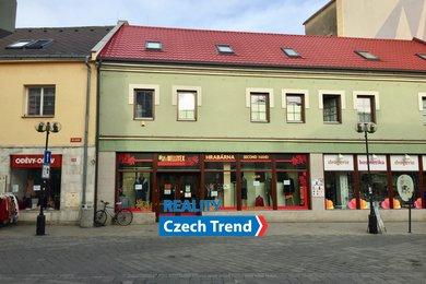 Pronájem, Obchodní prostory, 320m² - Přerov - centrum, Ev.č.: 01303