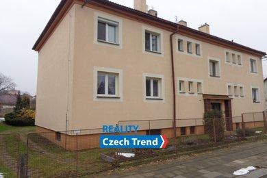Prodej, Byty 2+1, 59 m² s garáží a zahradou - Hranice, Ev.č.: 01305