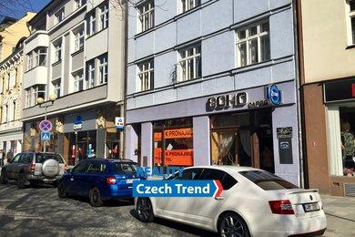 Pronájem, Obchodní prostory, 25m² - Přerov, Ev.č.: 01318