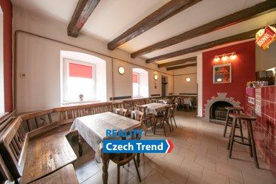 Prodej nemovitosti v obci Jívová, restaurace, bj. 8+kk a zahrada, Ev.č.: 01343