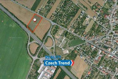 Prodej, Pozemky pro komerční výstavbu, 11480m² - Křelov-Břuchotín - Křelov, Ev.č.: 01370