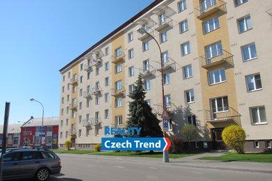 Prodej bytu 2+1 v obci Blansko, Ev.č.: 01371