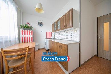 Pronájem bytu 2+1, 52 m², tř. Kosmonautů, Olomouc, Ev.č.: 01374