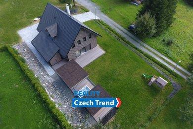Prodej, Chaty, 259 m², pozemek  2 270 m2 - Bělá pod Pradědem - Filipovice, Ev.č.: 01399