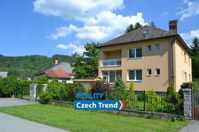Prodej, Rodinný dům 2x 3+1, se zahradou, Jeseník -, Ev.č.: 01403
