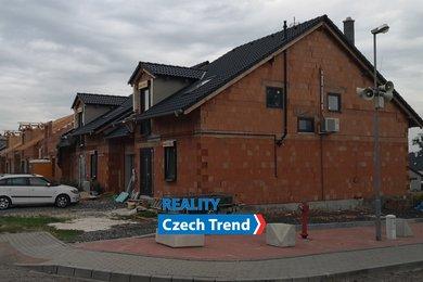 Prodej, novostavby rodinného  domu 190 m² - Tršice - Hostkovice, Ev.č.: 01404