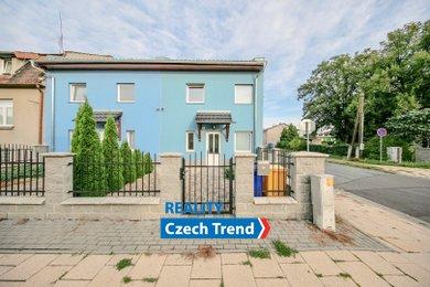 Prodej rodinného domu 5+kk s garáží, Hodolany, Olomouc, Ev.č.: 01414