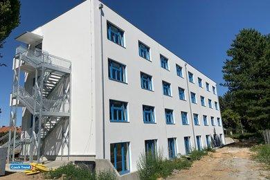 Pronájem bytu Lidická, Prostějov, D6, 2+kk, 3. NP, 60m², Ev.č.: 01457