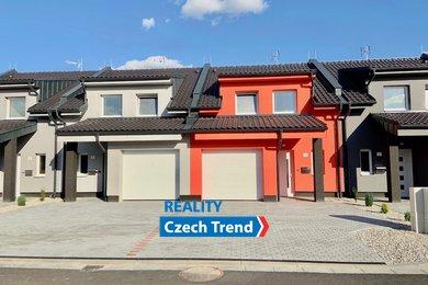 Pronájem rodinného domu P4, 143m² - Boční ulice - Olomouc, Ev.č.: 01492