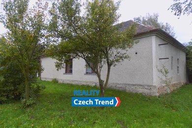 Prodej, rodinný dům  2+1, Ev.č.: 01519