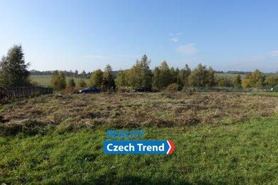 Prodej, Pozemky pro bydlení, 1000m² - Jívová, Ev.č.: 01522