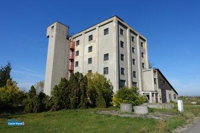 Prodej, Sklady - Horní Moštěnice, Ev.č.: 01541
