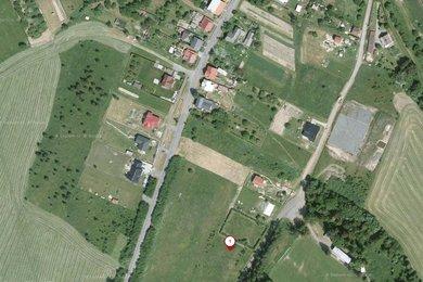 Prodej stavebního pozemku 1307 m2, Jívová, Ev.č.: 01554