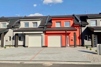 Pronájem rodinného domu P2, 143m² - Šípková ulice - Olomouc, Ev.č.: 01609