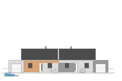 Prodej rodinného domu RD17, 3+kk, 107 m², se zahradou 413 m², Velký Týnec, Ev.č.: 01632