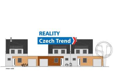 Prodej rodinného domu RD12, 5+kk, 138 m², se zahradou 418 m², Velký Týnec, Ev.č.: 01642