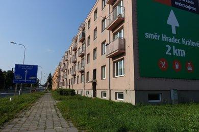 Pronájem, Byty 4+1, 88 m² - Olomouc - Nová Ulice, Ev.č.: 01671