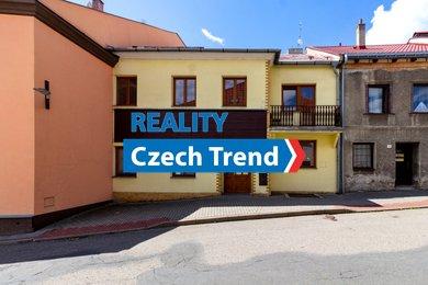 Prodej, Vila s garáží, 620 m² - Potštát, Ev.č.: 01680