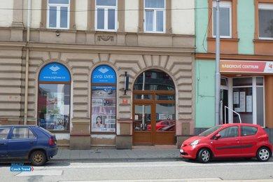 Pronájem provozovny, 40m² - Olomouc - Nová Ulice, Ev.č.: 01687