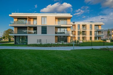 Pronájem bytu 2+kk, 79m² s garážovým stáním - Olomouc - Nová Ulice, Ev.č.: 01690
