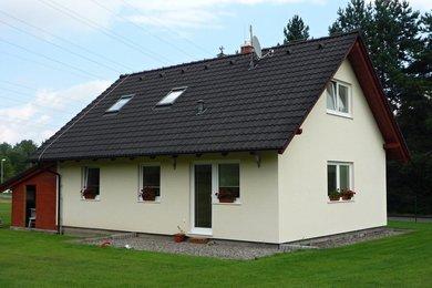 Novostavba 5+kk, pozemek 902 m2, Velký Újezd, Ev.č.: 01696