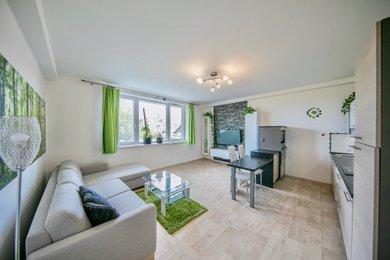 Pronájem bytu 1+kk, 36m² - Olomouc - Nová Ulice, Ev.č.: 01705