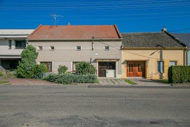 Prodej rodinného domu 2+1 a 1+1, 133m², zahrada 937 m² - Citov u Přerova, Ev.č.: 01713