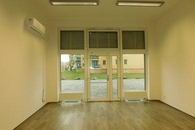 Pronájem, Obchodní prostory, 50m² - Olomouc - Nové Sady, Ev.č.: 01748