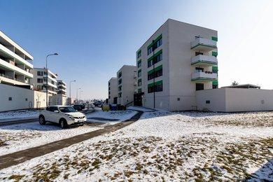 Pronájem bytu 1+kk, 44m² - Olomouc - Povel, Ev.č.: 01757