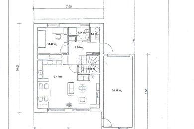 Prodej novostaveb rodinných domů, 5KK, 145m² - Olomouc - Nemilany, Ev.č.: 01760