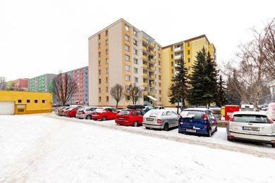 Pronájem bytu 2+1, 56 m² - Olomouc - Nová Ulice, Ev.č.: 01764