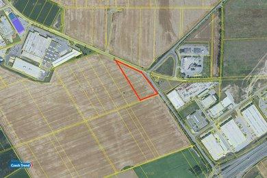 Prodej, orná půda, 14.737 m² - Hněvotín, Ev.č.: 01787