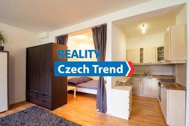 prodej bytu 1+kk, 45m², Jarmily Glazarové, Olomouc - Hejčín, Ev.č.: 01803