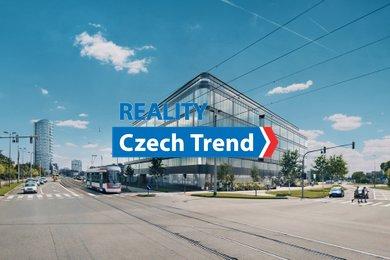Pronájem kanceláří 250m² až 2800m², Olomouc - Envelopa, Ev.č.: 01805