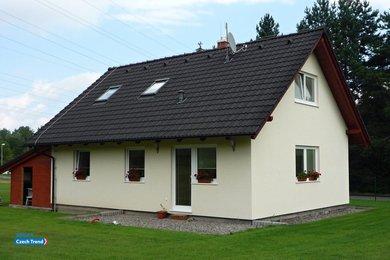 Novostavba 5+kk, pozemek 1795 m2, Velký Újezd, Ev.č.: 01813
