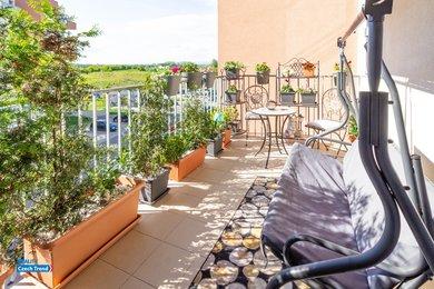 Prodej bytu 2+kk, 75m² s balkonem - Olomouc - Řepčín, Ev.č.: 01831