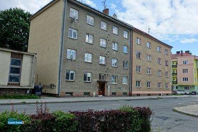 Prodej bytu 2+1, 43 m², Olomouc - Hodolany, ul. Hálkova, Ev.č.: 01834