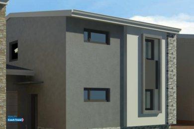Prodej novostaveb rodinných domů, 5KK, 145m² - Olomouc - Nemilany  A 5, Ev.č.: 01859