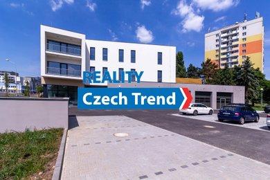 Projekt Hraniční, Olomouc - pronájem bytů a nebytových prostor, Ev.č.: 01861