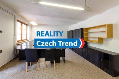 Pronájem skladu a kanceláře 41m² - Olomouc - Holice, Ev.č.: 01877