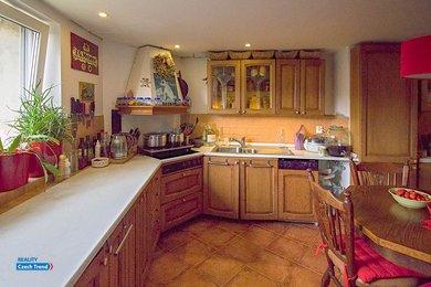 Prodej  domu - tři byty, 160m² - Horka nad Moravou, Ev.č.: 01878