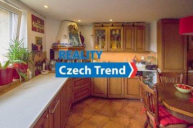 Prodej  domu - tři byty, 160m² - Horka nad Moravou, Ev.č.: 01880
