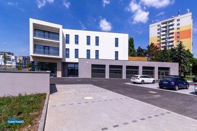 Pronájem bytu  1+KK, 32 m² - Olomouc - Nová Ulice, Ev.č.: 01889