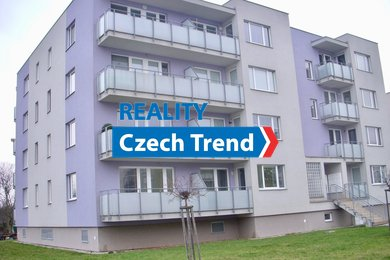 Pronájem garážového stání 12 m² Peškova, Olomouc, Ev.č.: 01907